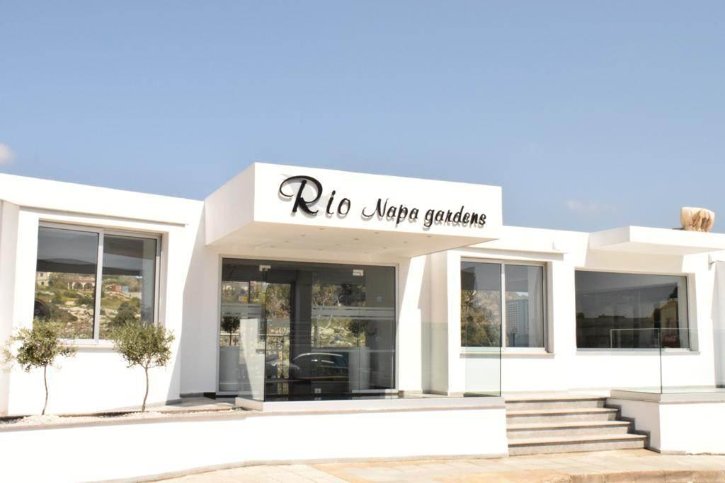 Ciprus 2020 - Dél-Ciprusi üdülés Budapestről - Rio Napa Gardens Hotel