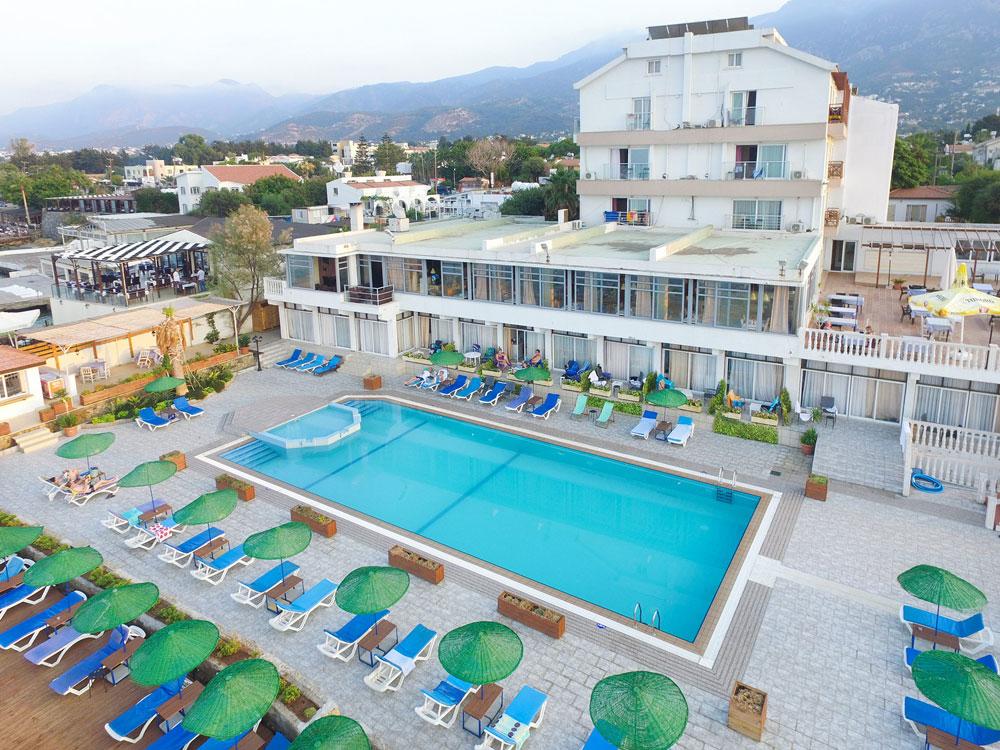 Ciprus 2020 - Észak-Ciprusi üdülés Budapestről - Manolya Resort Hotel