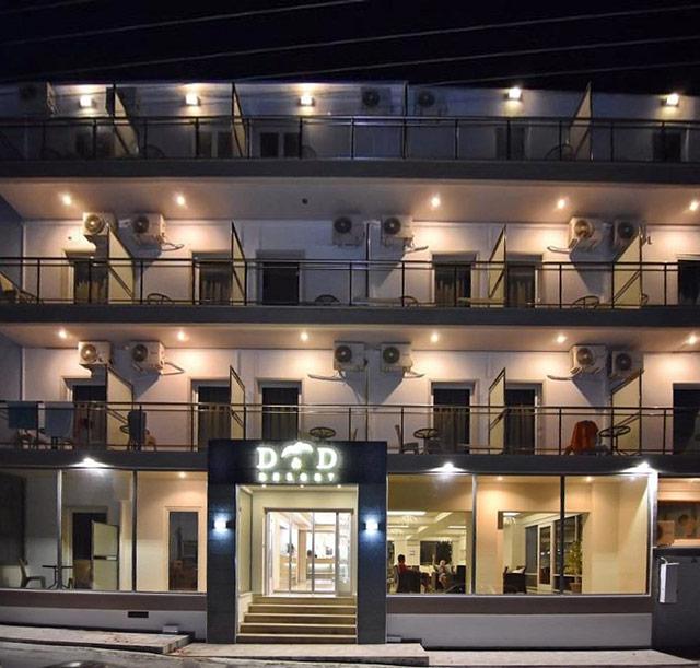 Görögország 2021 BUD - Kréta üdülés - DD Resort Hotel