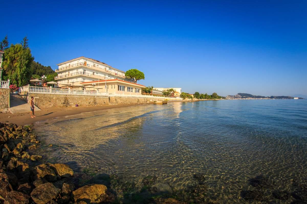 Görögország 2021 BUD - Zakynthos - Akti Beach Hotel