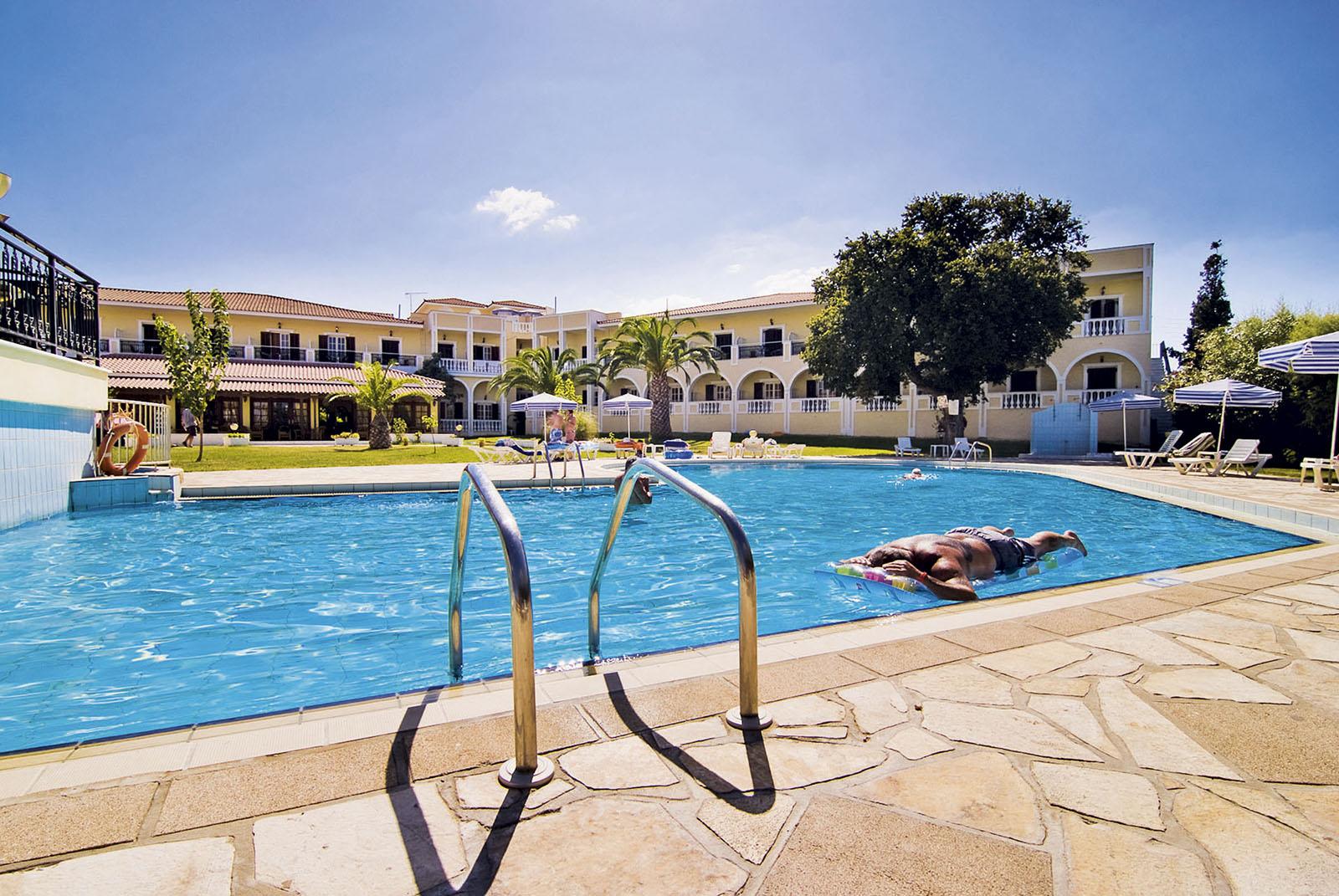 Görögország - Zakynthosi üdülés 2019. nyár - Palmyra Hotel