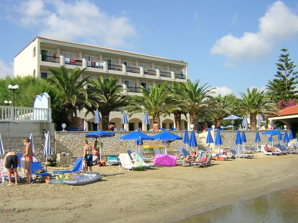 Görögország 2020 - Zakynthosi üdülés budapesti ind - Zakantha Beach Hotel