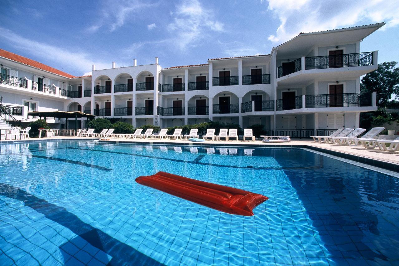 Görögország 2020 - Zakynthosi üdülés budapesti ind - Eleana Hotel