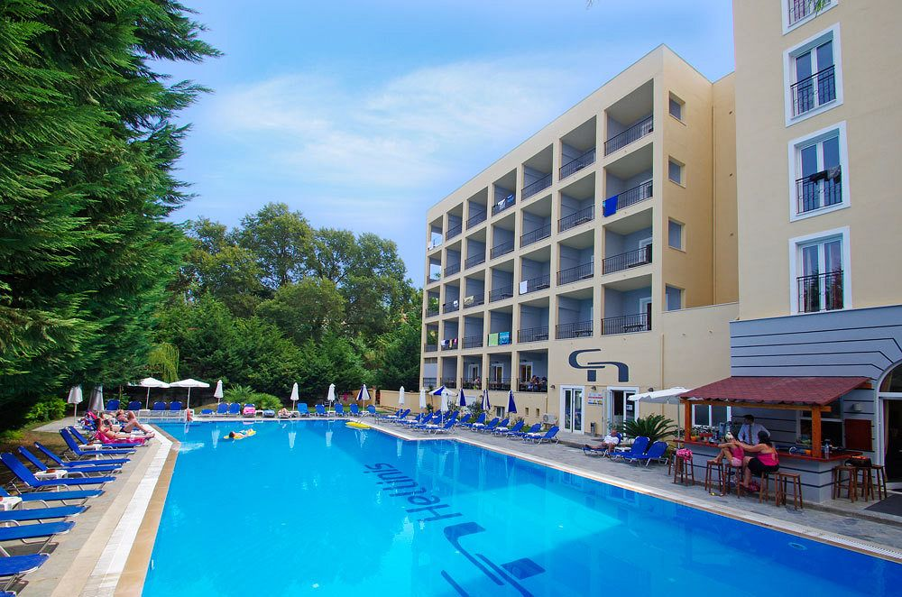 Royal Boutique Hotel Corfu All Inclusive