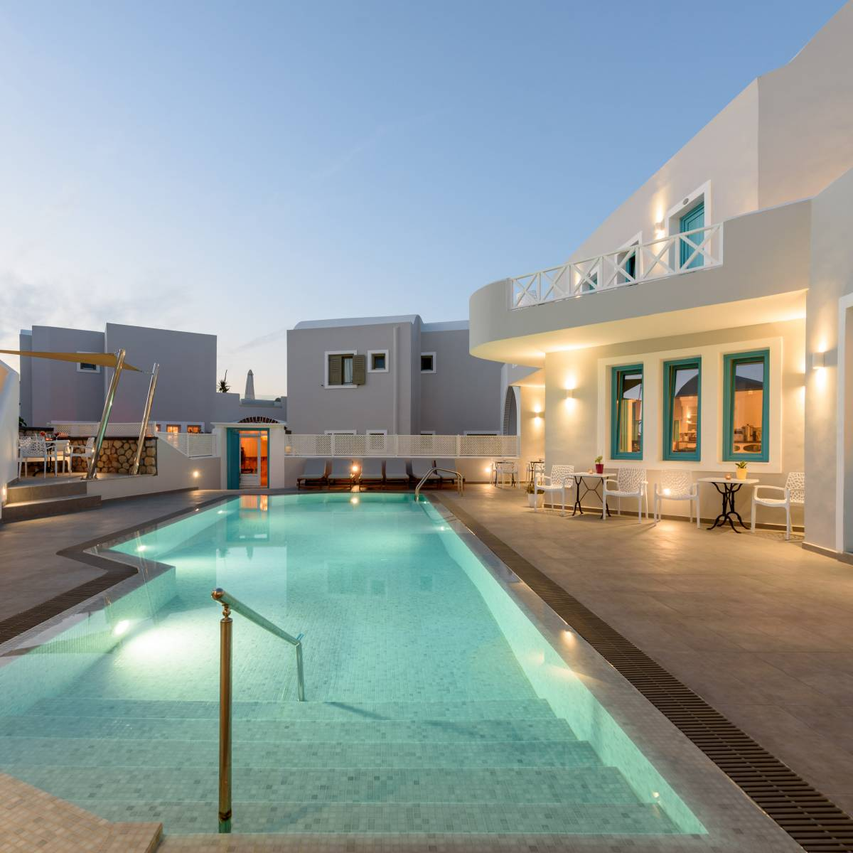 Görögország 2021 - Santorini BUD - Nikolas Hotel