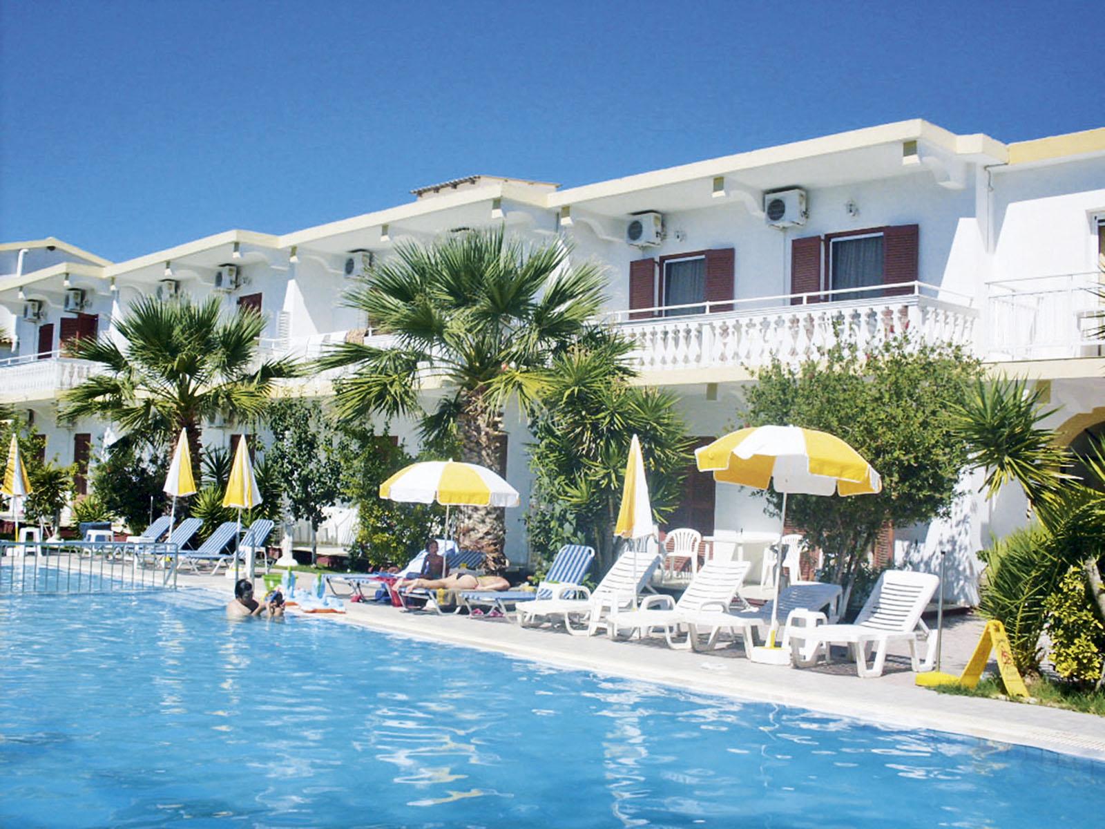 Görögország 2020 - Korfu BUD - Gela Apartman