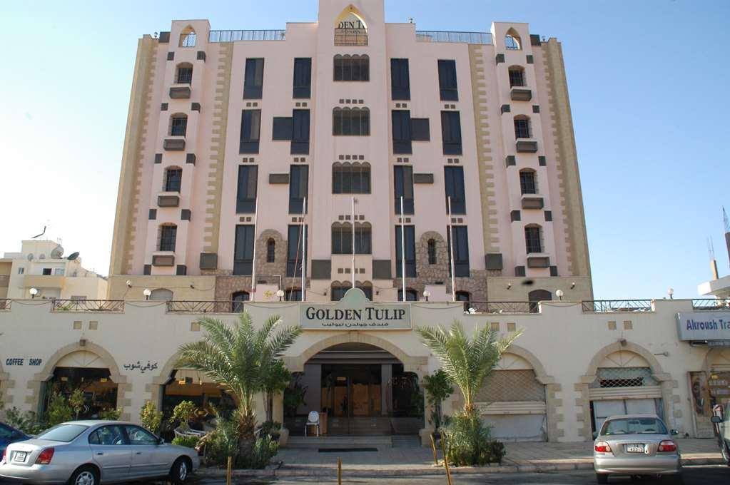 Jordánia 2019-2020 - Üdülés Akabában - Golden Tulip Aqaba Hotel