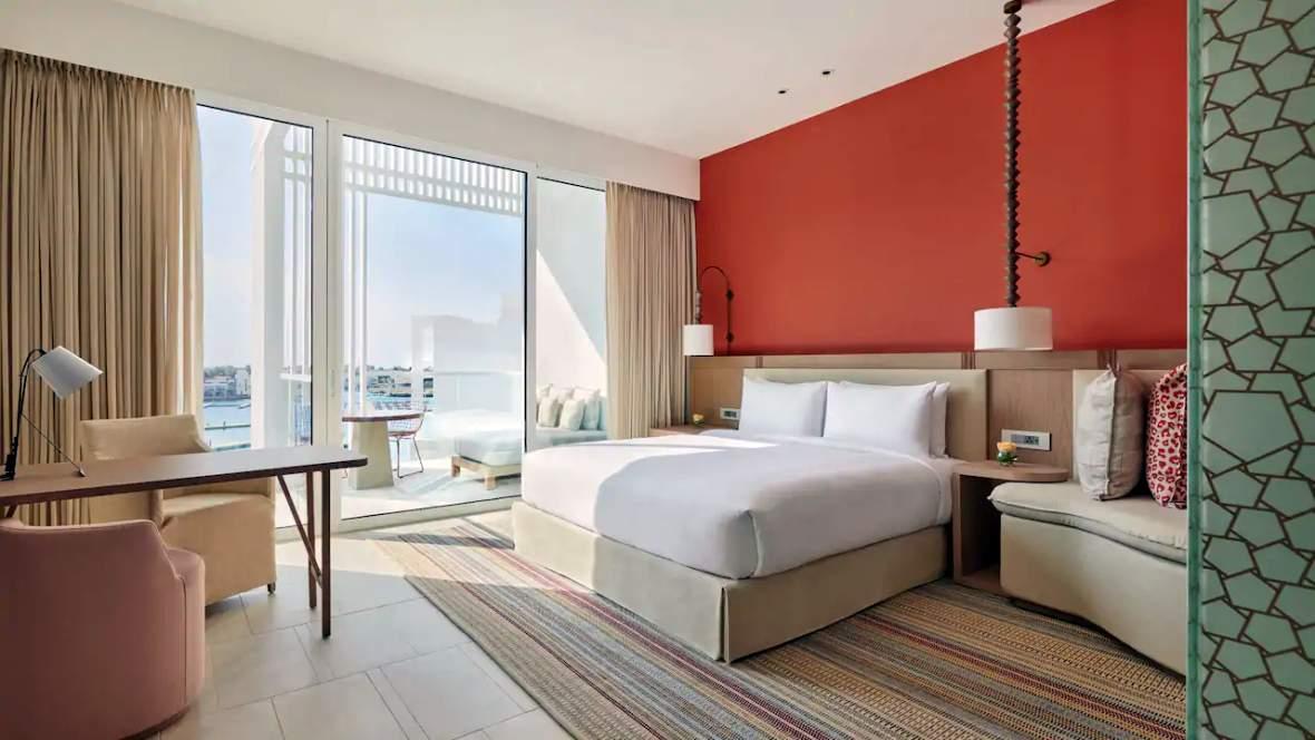Jordánia 2019-2020 - Üdülés Akabában - Hyatt Regency Aqaba Ayla Resort*****