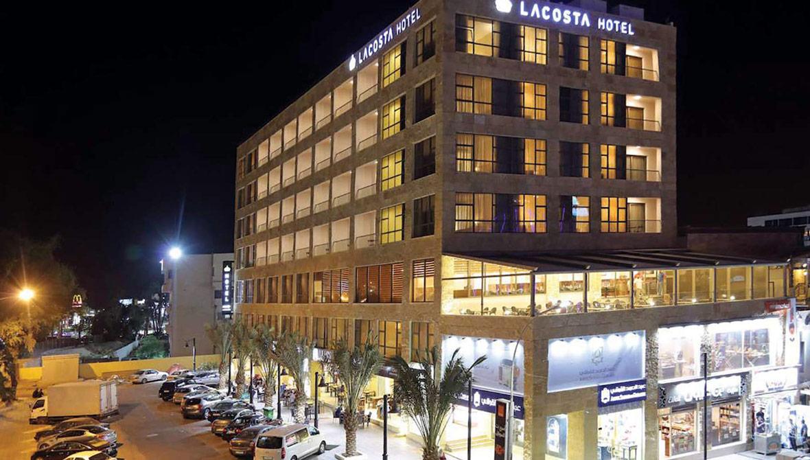 Jordánia 2019-2020 - Üdülés Akabában - Lacosta Hotel