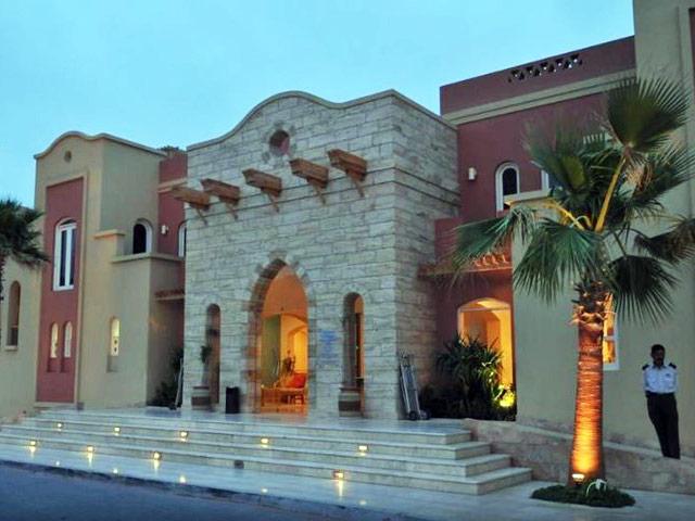 Jordánia 2019-2020 - Üdülés Akabában - Marina Plaza Hotel
