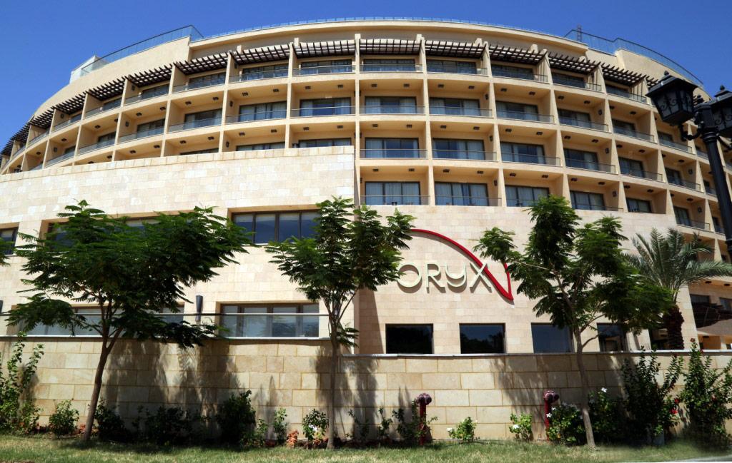 Jordánia 2019-2020 - Üdülés Akabában - Oryx Hotel