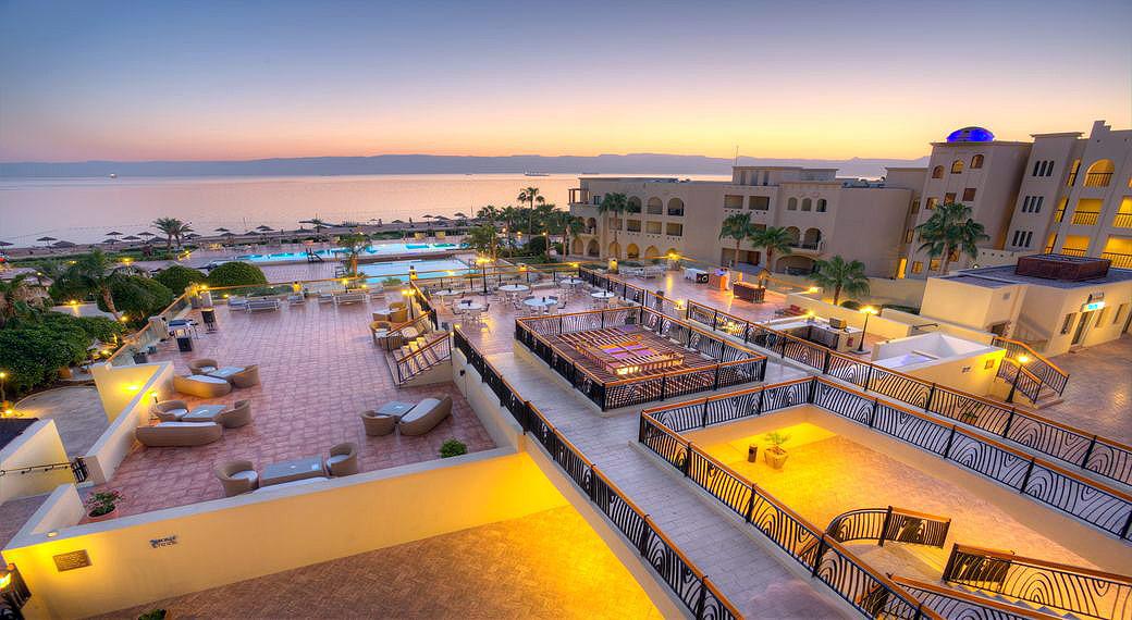 Jordánia 2019-2020 - Üdülés Akabában - Tala Bay Resort