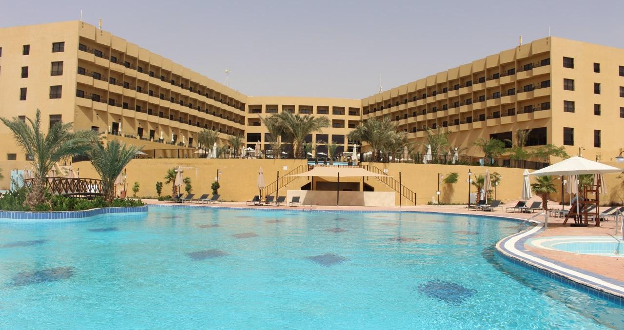 Jordánia 2019-2020 - Üdülés a Holt-tengernél - Grand East Hotel - Dead Sea