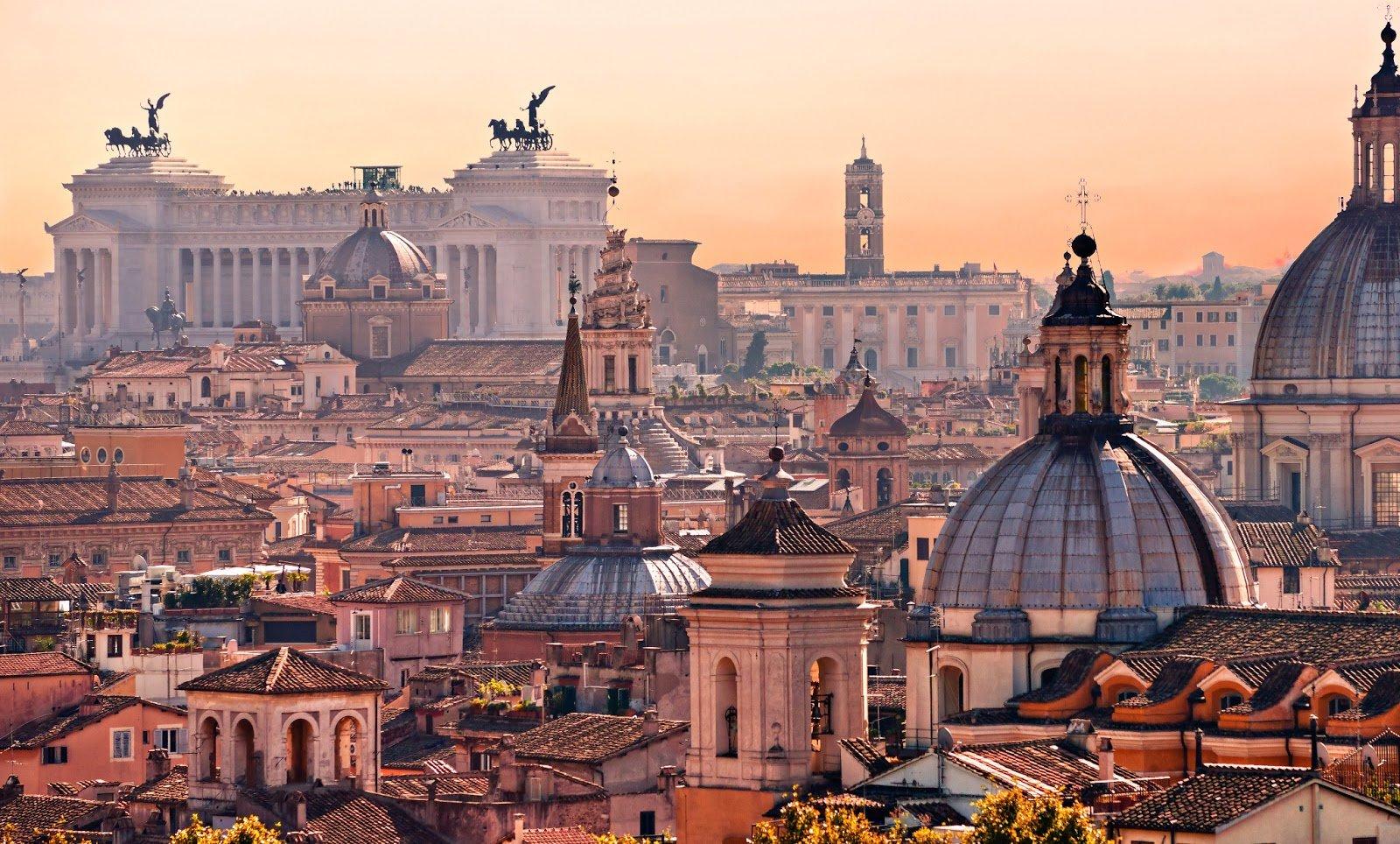 Olaszország 2020 - Róma városlátogatás - 3*-os szállodák, Róma