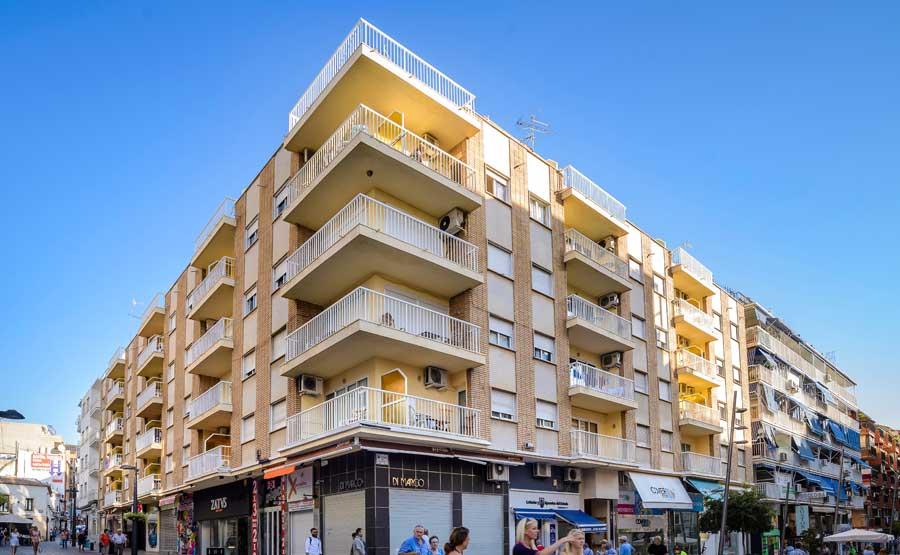 Spanyolország 2021 BUD - Costa Blanca üdülés - Avenida