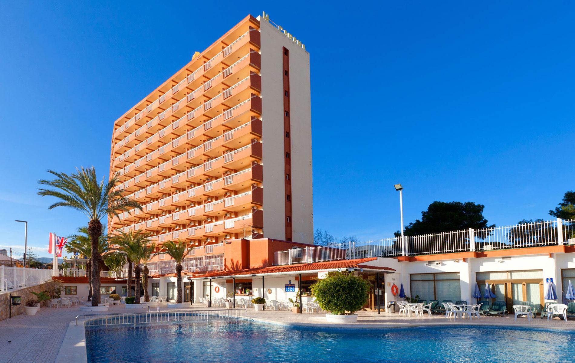 Cabana hotel 9 nap 7 j last minute wizzair - Hotel asiatico benidorm ...