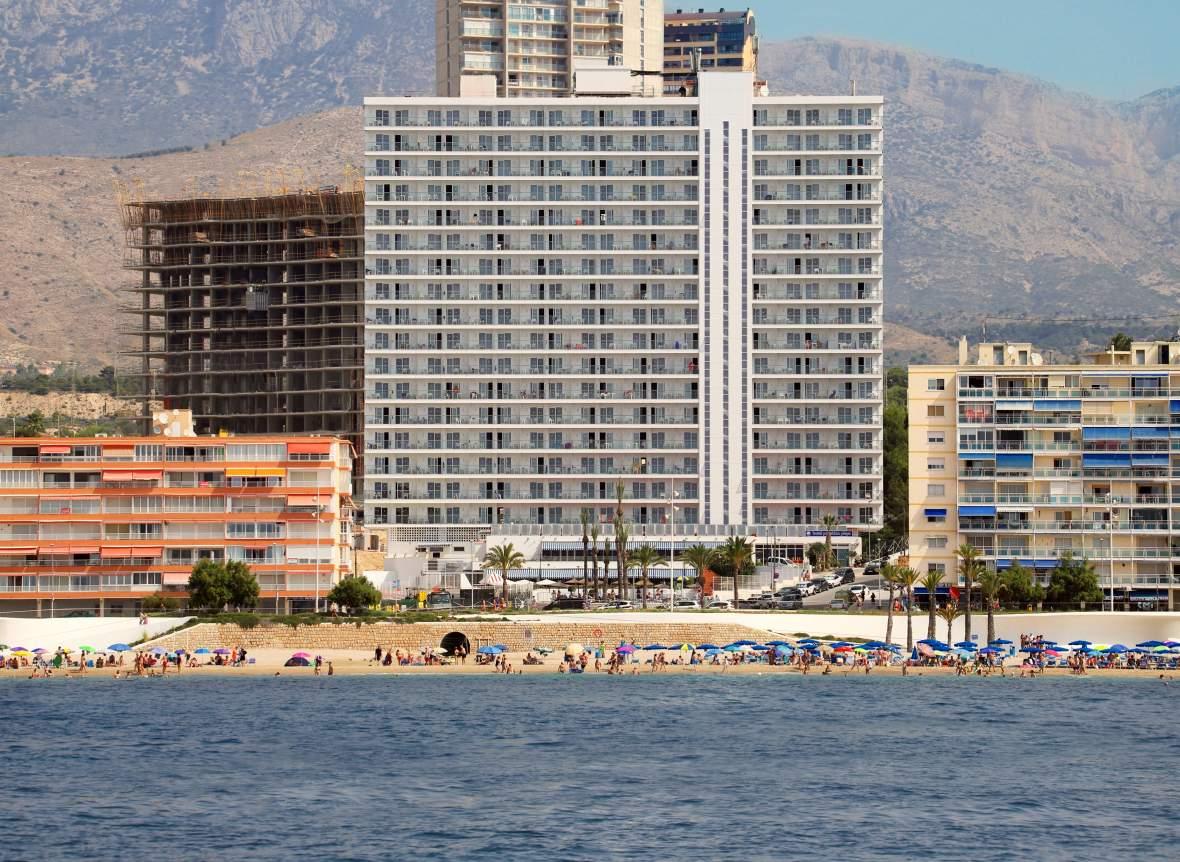 Spanyolország 2021 BUD - Costa Blanca üdülés - Poseidon Playa Hotel