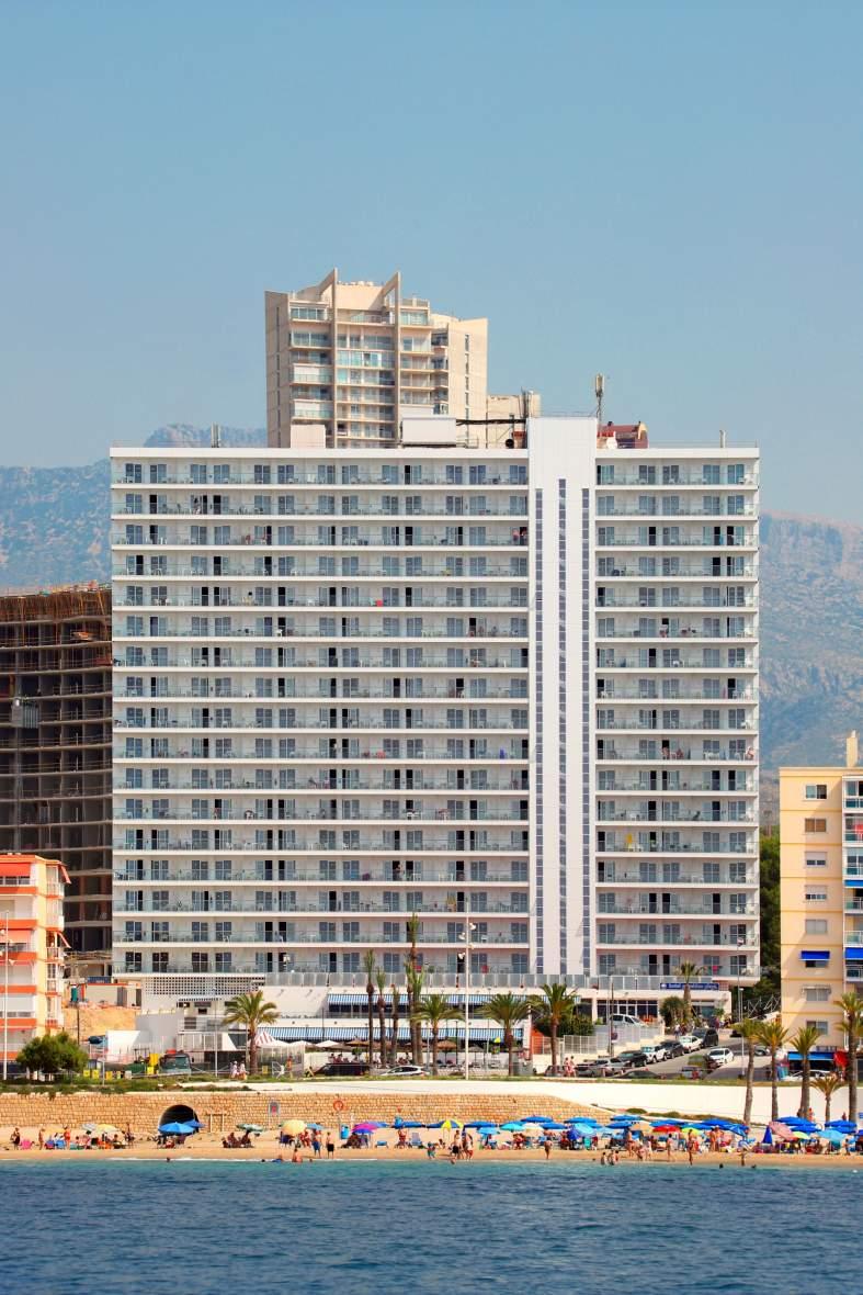 Spanyolország - Costa Blanca-i üdülés 2020 - Poseidon Playa Hotel