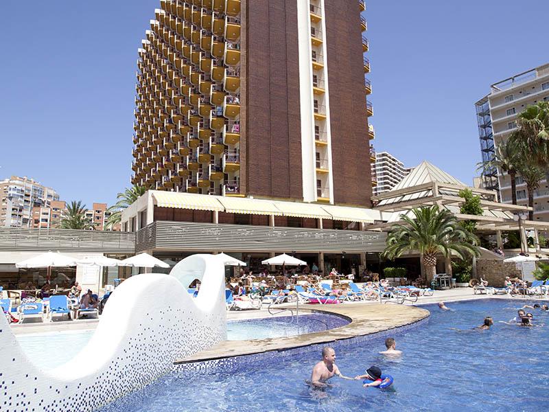 Spanyolország - Costa Blanca-i üdülés 2020 - Rosamar Hotel