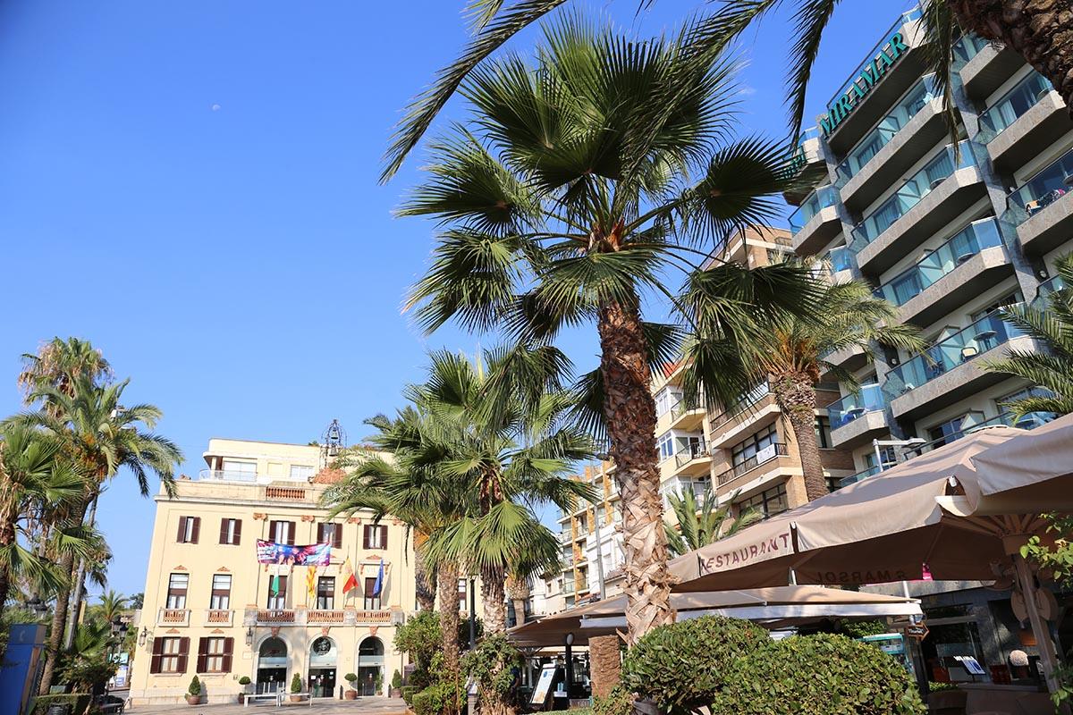 Spanyolország 2021 BUD - Costa Brava - Miramar Hotel