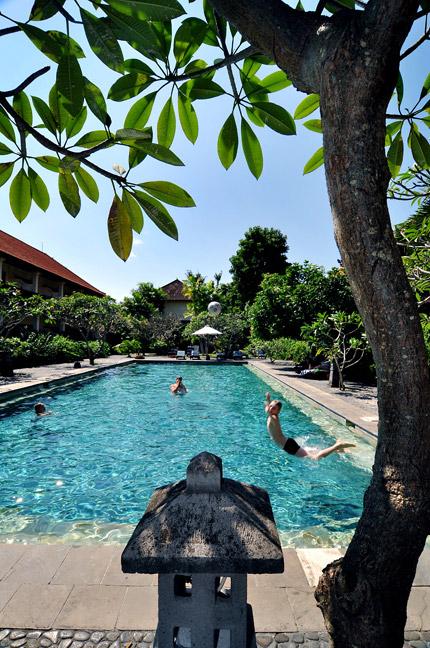 Indonézia - Üdülés Balin - Bumas Hotel**