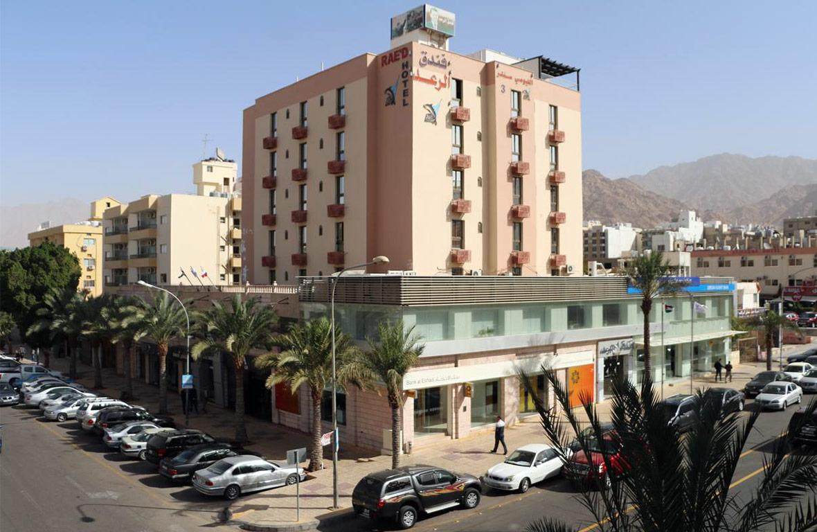 Jordánia 2019-2020 - Üdülés Akabában - Al Raad Hotel