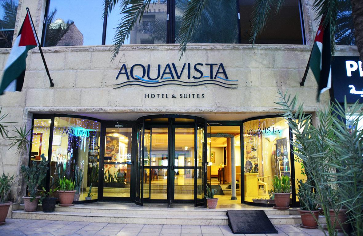 Jordánia 2019-2020 - Üdülés Akabában - Aquavista Hotel  Suites