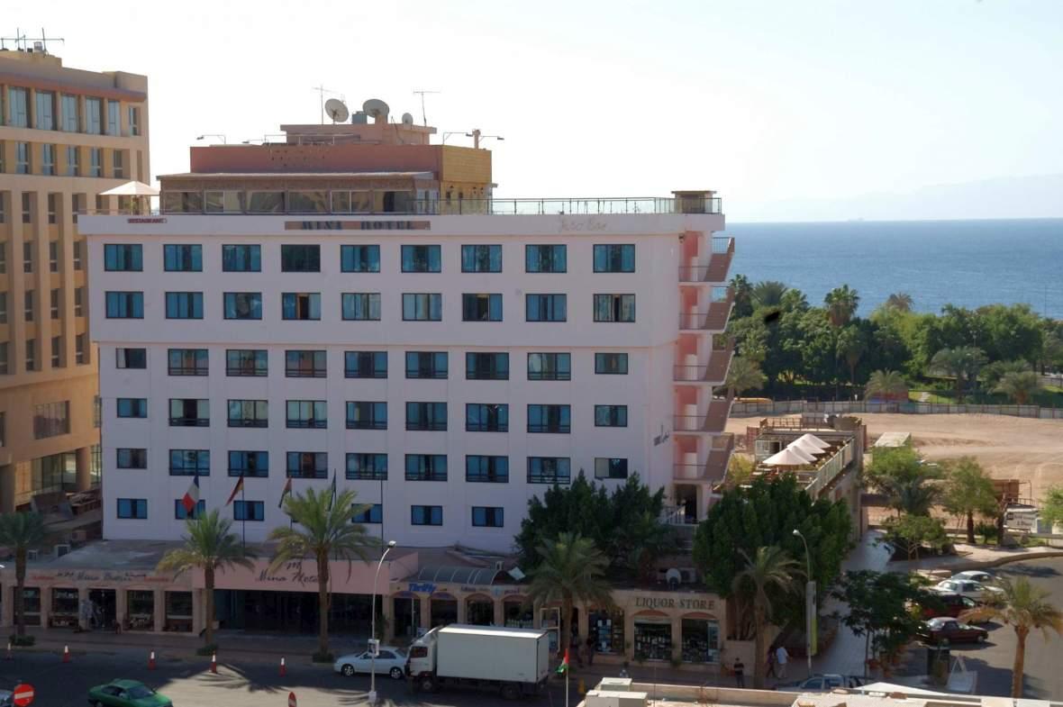 Jordánia 2019-2020 - Üdülés Akabában - Mina Hotel