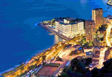 Szállások itt: Monaco