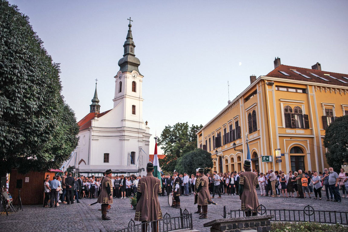 Magyarország 2020 - Szigetvár környéke és a Zrínyi - Szigetvár, autóbusszal