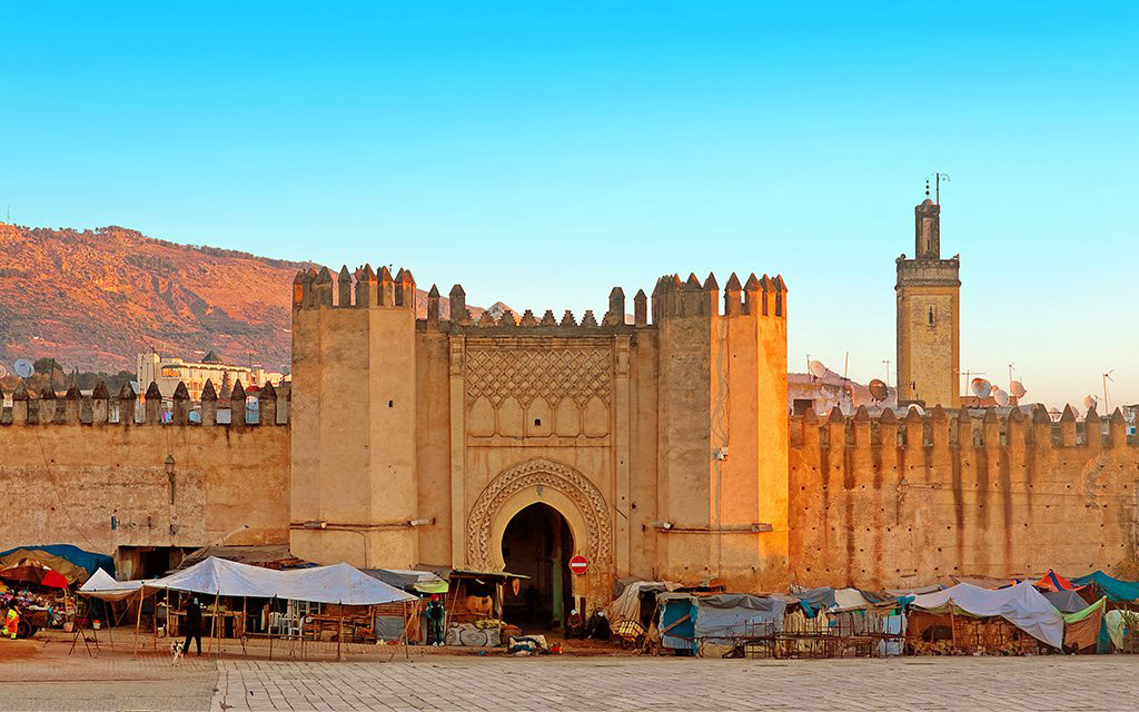 Marokkó 2021 - Királyi városok körutazás - Királyi városok körutazás***
